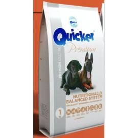 Quicker Premium Adult Big - корм для взрослых собак крупных пород с птицей и кукурузой