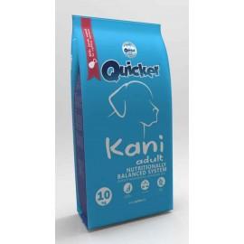 Quicker Kani Adult - корм для собак средних и крупных пород с мясом и рыбой