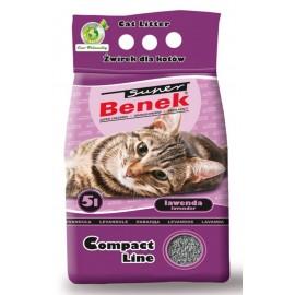 Benek (Бенек) компакт лаванда наполнитель, 10 л
