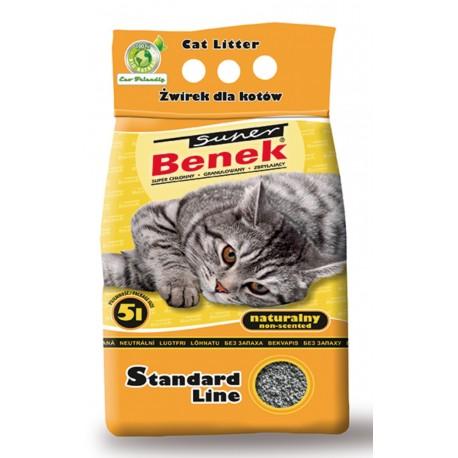 Benek (Бенек) натуральный наполнитель, 10 л