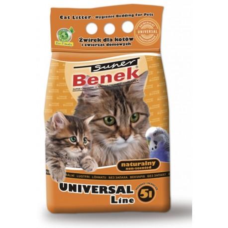 Benek (Бенек) универсальный наполнитель, 10 л