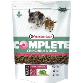 VERSELE-LAGA CHINCHILLA & DEGU COMPLETE - комплексный корм для шиншилл и дегу, 6 штук по 500 г