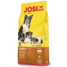 Josera JosiDog Family (Reproduction/puppy) - корм для беременных и кормящих сук и прикорма щенков