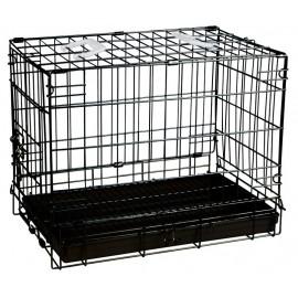 Клетка Triol для животных, эмаль, 510*330*400мм (001)