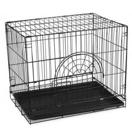 Клетка Triol для животных, эмаль, 600*430*500мм (D1)
