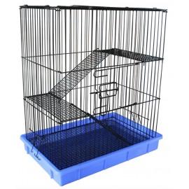 Клетка Triol C1 для мелких животных, эмаль, 555*370*640мм