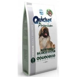 Quicker Premium Adult Mini/Midi - корм для взрослых собак мелких и средних пород с птицей и рисом