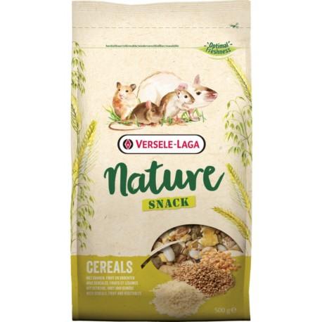 VERSELE-LAGA NATURE SNACK CEREALS - дополнительный корм для кроликов и мелких домашних животных, 500гр.