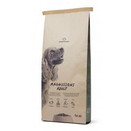Magnussons Adult корм из свежей говядины для взрослых собак с нормальным уровнем активности