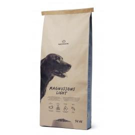 Magnussons Light - корм из свежей говядины для взрослых собак с очень низким уровнем активности