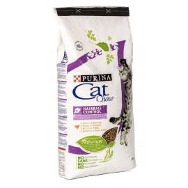 Cat Chow Hairball Control - выведение комков шерсти