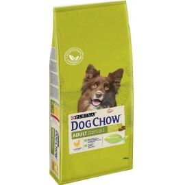 DOG CHOW ADULT LAMB - для взрослых собак (ягнёнок)