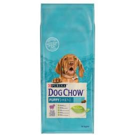 DOG CHOW PUPPY LAMB - для щенков (ягнёнок)