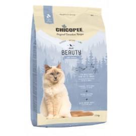 Chicopee Classic Nature Line Beauty - корм для взрослых кошек с лососем