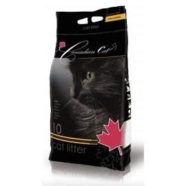 Benek (Бенек) Canadian Cat Unscented - комкующийся наполнитель без запаха, 10 л