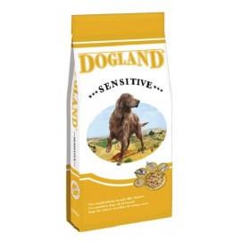 Dogland Sensitive - сухой корм для чувствительных собак с ягненком и рисом