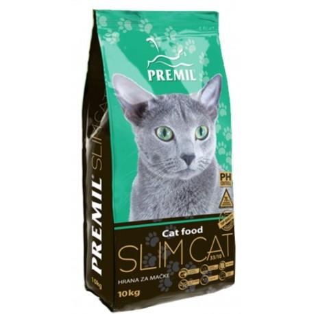 Premil Slim SuperPremium - корм для стерилизованных кошек
