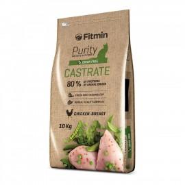 Fitmin Сat Purity Castrate - беззерновой корм для кастрированных кошек/ котов