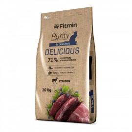 Fitmin Сat Purity Delicious - беззерновой корм для привередливых взрослых кошек