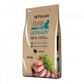 Fitmin Cat Purity Urinary - беззерновой корм для взрослых кошек для поддержки функции мочевой системы
