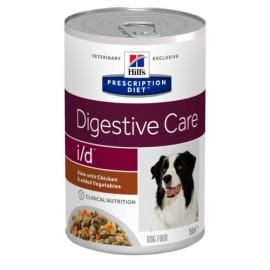 Консервы Hill's PD Canine i/d Chicken&Vegetable Stew - для лечения ЖКТ у собак, рагу (курица, овощи), 354 г