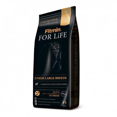 Fitmin For Life Junior Large Breeds - корм для щенков, беременных и кормящих собак всех пород