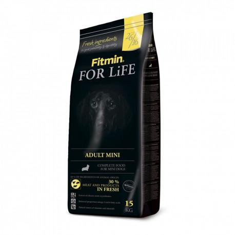 Fitmin For Life Adult Mini - корм для взрослых собак мелких пород