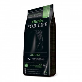 Fitmin For Life Adult All Breeds - корм для взрослых собак всех пород
