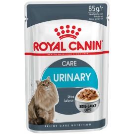 Royal Canin Urinary Care (Уринари) - кусочки в соусе для взрослых кошек в целях профилактики мочекаменной болезни, 85 г