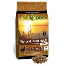 Wildborn Wetland Duck Adult Mini - беззерновой корм для взрослых собак мелких пород, утка и картофель