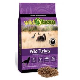 Wildborn Wild Turkey - беззерновые корма для собак со свежим мясом индейки, сладким картофелем, фруктами, лекарственными травами