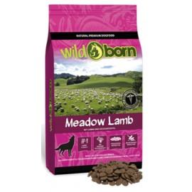 Wildborn Meadow Lamb - беззерновой корм для собак со свежей бараниной, картофелем и тапиокой