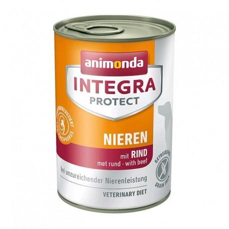 Animonda Integra Protect Nieren - консервы для собак с говядиной при заболевании почек, 400г
