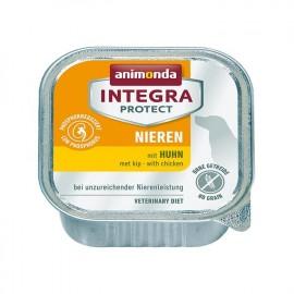 Animonda Integra Protect Nieren - консервы для собак с курицей при заболевании почек, 150г