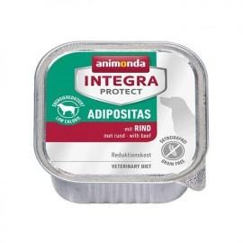 Animonda Integra Protect Adipositas - консервы для собак с говядиной при ожирении, 150г
