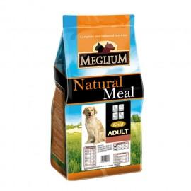 Meglium Adult Gold - для взрослых собак всех пород с говядиной