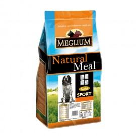 Meglium Sport Gold - для взрослых активных собак средних и крупных пород с говядиной