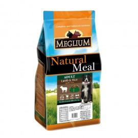 Meglium Sensible Lamb & Rice - для взрослых собак всех пород с чувствительным пищеварением с ягненком