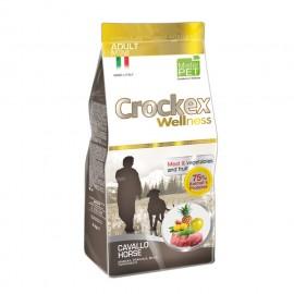 Crockex Dog Adult Mini Horse & Rice - для взрослых собак мелких пород с кониной и рисом