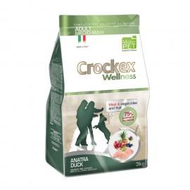 Crockex Dog Adult Medium/Maxi Duck & Rice - для собак средних и крупных пород с уткой и рисом