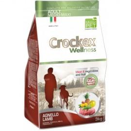 Crockex Dog Adult Medium/Maxi Lamb & Rice - для собак средних и крупных пород с ягненком и рисом