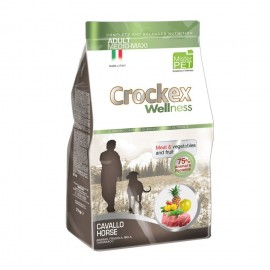 Crockex Dog Adult Medium/Maxi Horse & Rice - для собак средних и крупных пород с кониной и рисом