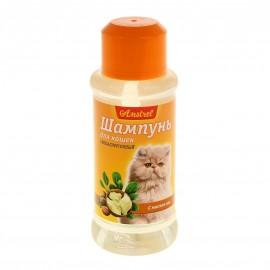 """Шампунь """"Amstrel"""" для кошек гипоаллергенный с маслом ши, 320 мл"""