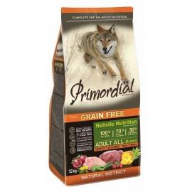 Primordial Holistic Grain-Free Adult Deer & Turkey - беззерновой корм для взрослых собак всех пород с олениной и индейкой