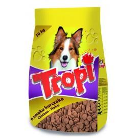 TROPI Сухой корм для собак с Курицей
