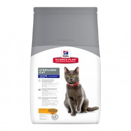 Hill's Sterilised Cat Mature Adult 7+ (с курицей)
