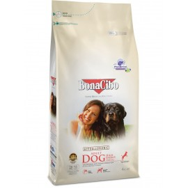 BonaCibo Adult Dog High Enregy (курица, анчоус, рис)