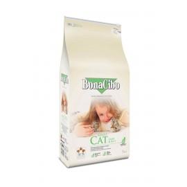 BonaCibo Adult Cat (ягненок и рис)
