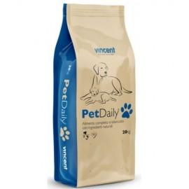 Vincent PetDaily Lamb - полнорационный корм для собак с ягненком