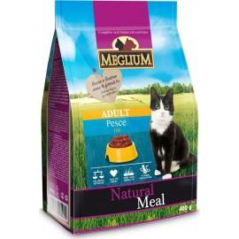 Meglium Adult Fish - для взрослых кошек с рыбой
